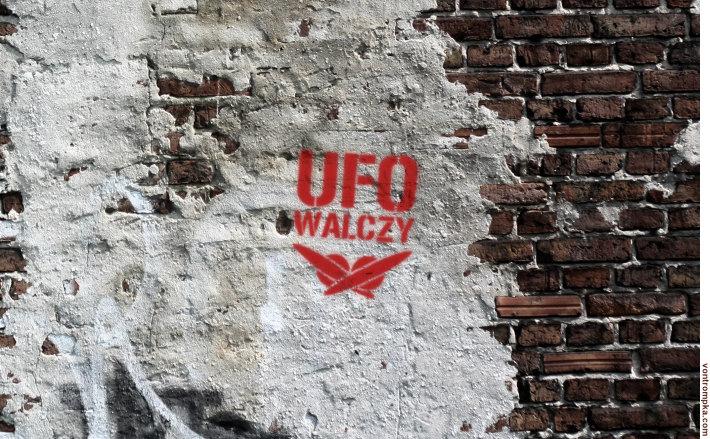 ufo walczy