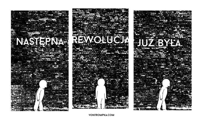 następna rewolucja już była