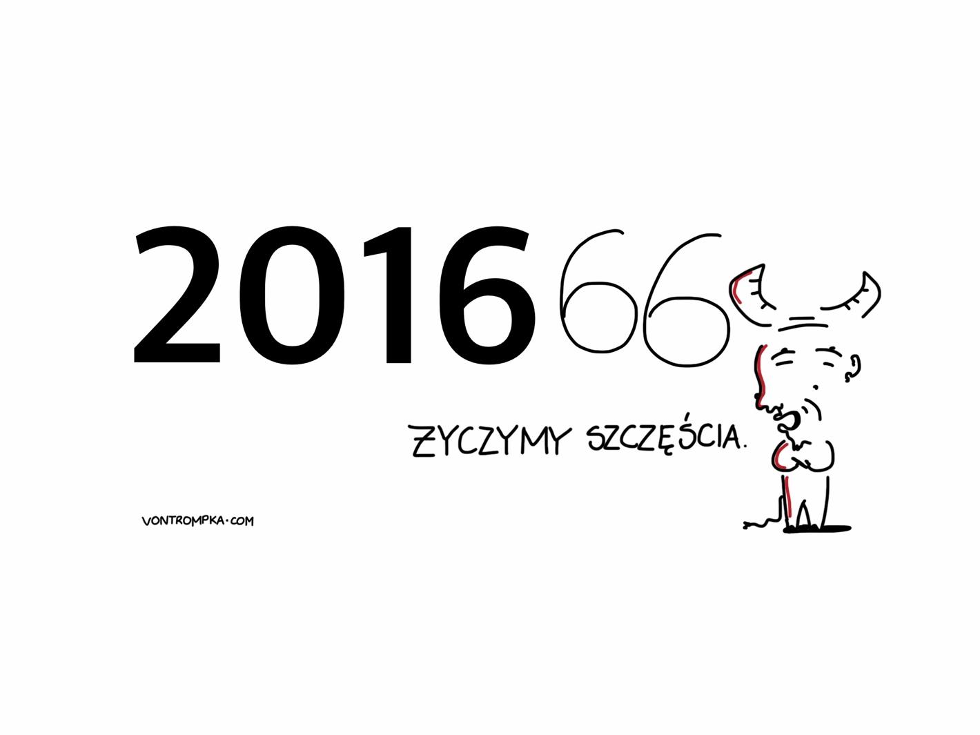 201666 życzymy szczęścia