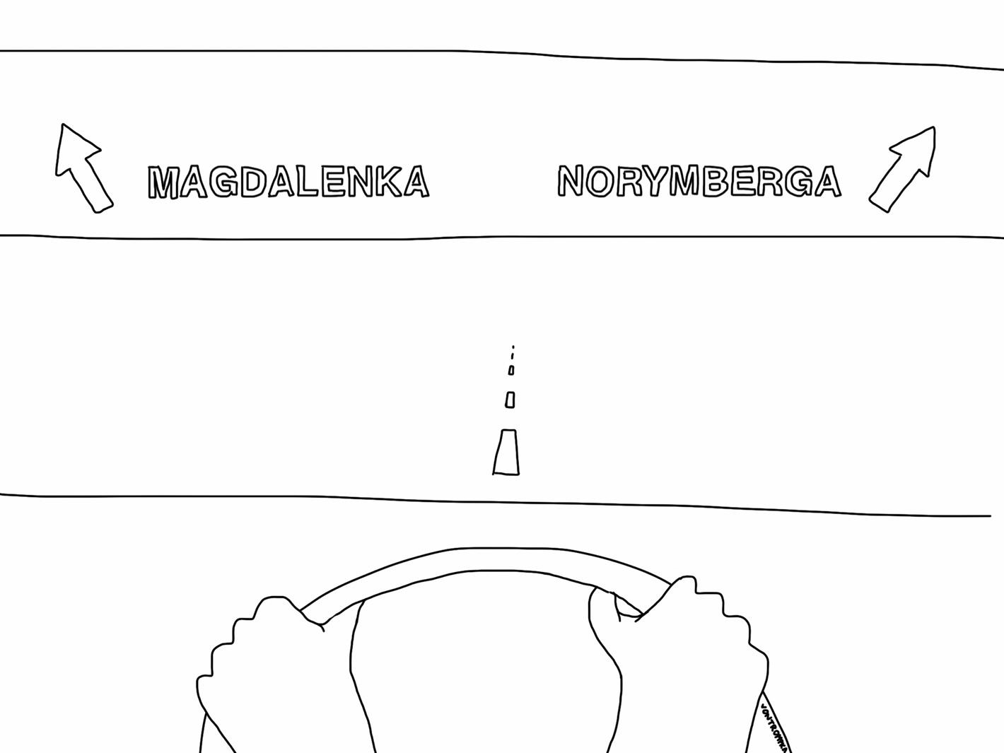 magdalenka norymberga