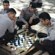 Jakarta, szachy.