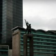 Jakarta - Indonezyjczyk i Indonezyjka