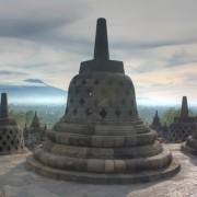 Borobudur, rzecz jasna.