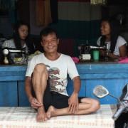 Tana Toraja, Rantepao, maszyna do życia a. sens szycia