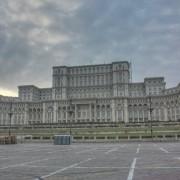 Bukareszt, największy parlament w Rumunii, a może i na świecie