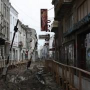 główny deptak Bukaresztu
