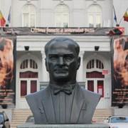 Ataturk w Bukareszcie, nie mogłem przejść obojętnie