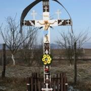w Rumunii Jezusy są malowane, nie rzeźbione