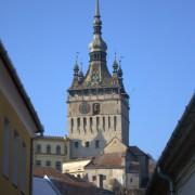 Sighisoara, wieża zegarowa