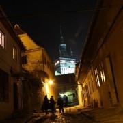 Sighisoara, znów wieża