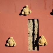 muzeum Dalego, ściana w chlebki.