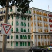 tęcza w Singapurze