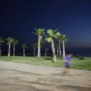Malaga nad morzem